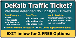 Traffic Light Ticket Dekalb Georgia Red Light Ticket Lawyer Attorney The Law Offices
