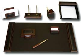 Desk Sets For Home Office Office Desk Set Bethebridge Co