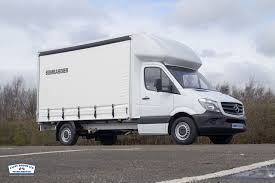 mercedes commercial van commercial vehicle tail lifts