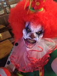 Creepy Clown Halloween Costumes 25 Scary Clown Makeup Ideas Scary Clown
