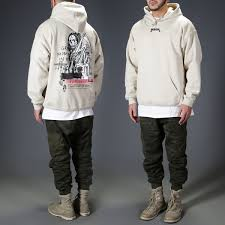 yeezus beat the devil hoodie wehustle menswear womenswear