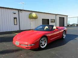 1999 chevrolet corvette convertible 1999 chevrolet corvette for sale on classiccars com 15 available