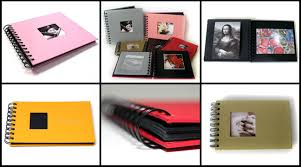 spiral bound photo album merchandise simple and quality photo albums
