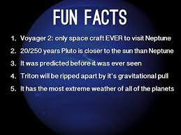 what are some facts about neptune what are some facts about