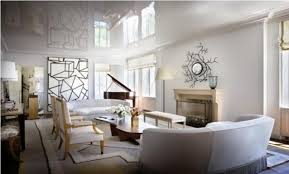 art deco interior design characteristics dramatic art deco living