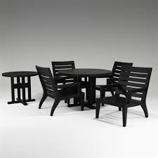 Christian Liaigre Armchair Outdoor Dining Set Dining Table Armchairs And Side Table 6 Works