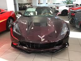 new arrival 2017 corvette grand sport in black rose metallic
