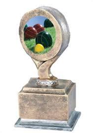 Trophy Pedestal Bocce Ball Pedestal Trophy