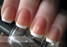 rehab your nails how to fake a long nail bed bee polished