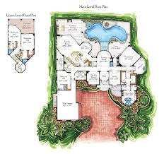 villa floor plans spanish villa floor plan interesting at excellent references house