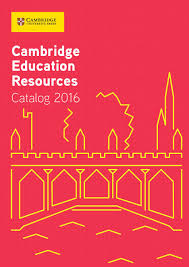 north american cambridge education resources catalog 2016 by