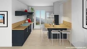 cuisine narbonne cuisine parallele avec ilot 8 design moderne narbonne 2 760 jpg