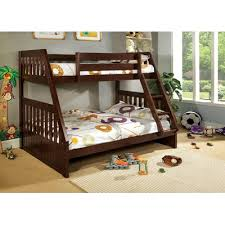 Twin Over Full Bunk Bed Designs by Hokku Designs Logan Twin Over Full Bunk Bed U0026 Reviews Wayfair
