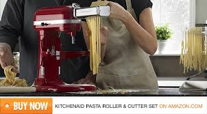 Kitchen Aid Pasta Maker by Best Electric Pasta Makers Of 2016 U0026 2017 Fabulouspasta