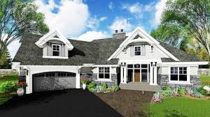 craftsman house plan exciting craftsman house plan 14649rk architectural designs