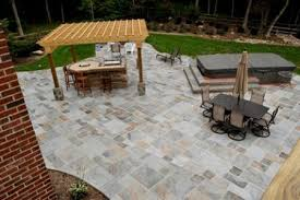 Concrete Patio Resurfacing by Are Stamped Concrete Patios Affordable And Appealing Angie U0027s List