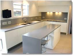 organisation du travail en cuisine plan de travail cuisine gris 9 avec organisation et photo