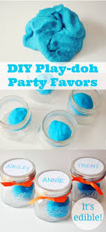 Edible Birthday Favors by Best 25 Play Doh Ideas On Rainbow Birthday