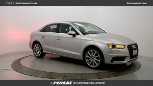 lexus of stevens creek sales certified used 2015 audi a3 for sale in san jose ca near