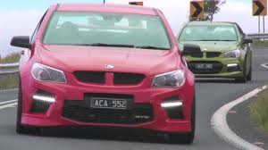 vauxhall monaro pickup chris harris on cars hsv maloo gts youtube