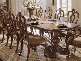 48 Pedestal Dining Table Universal Furniture Villa Cortina 130 U0027 U0027l X 48 U0027 U0027w Double Pedestal