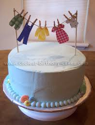 Wonderful How To Make Baby Shower Cakes 93 On Simple Baby Shower