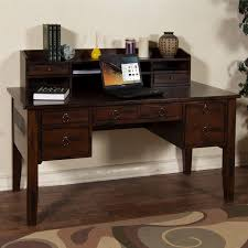 Corner Writing Desk by Writing Desk With Hutch Furniture Muallimce