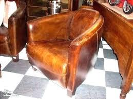 ebay canapé fauteuil cuir ancien canape en cuir fauteuil cuir occasion