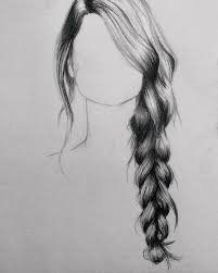 how to draw hair with pencil drawing tips u2026 pinteres u2026