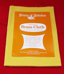 Household Brass Cleaner Brass U0026 Copper Cleaning Cloth Priory Polishes Online Shop