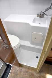 Rv Bathroom Remodeling Ideas 14 Small Rv Bathroom Remodel Ideas Small Rv Rv Bathroom And Rv