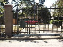 Academy For The Blind Macon Ga Commercial Fences Ornamental Iron Mcintyre Fencing