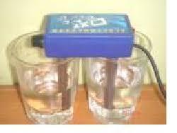 Alat Tes elektrolizer alat tes kualitas air alat uji elektrolisis