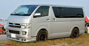 hiace the godfather of all people carriers toyota hiace tourister