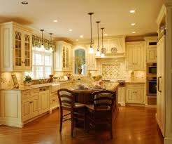 White Kitchen Pendant Lights by Contemporary Traditional Kitchen Design Black Wood Island