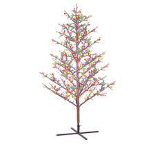 stunning decoration outdoor prelit tree ge 8 ft indoor