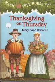 Magic Treehouse - magic tree house thanksgiving lunch with jack and annie