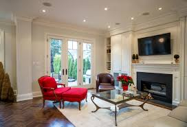 Traditional Arm Chair Design Ideas 201 Family Room Design Ideas For 2018 White Mantle Beige Sofa