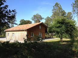 chambre d hote lit et mixe maison bois 8 10 personnes sur grand terrain ombrage landes
