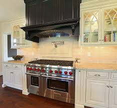 gourmet kitchen stove jon warner custom built homes lancaster pa