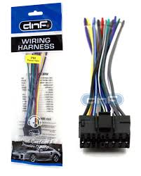 pioneer deh 1100 deh 1150 deh 2100 deh 2150 wiring harness ships