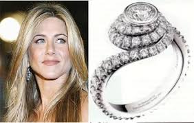 Jennifer Aniston Wedding Ring by Jennifer Aniston Engagement Ring Brad Pitt 2 Ifec Ci Com