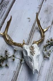 fake deer decorating faux deer antler decor fake moose antlers for sale