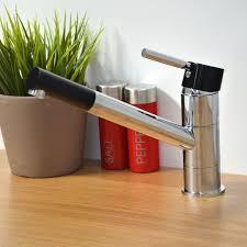 cuisine monobloc enki swivel spout kitchen taps sink mixer monobloc compact modern