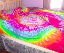 Tie Dye Comforter Set Tie Dye Bedding On The Hunt