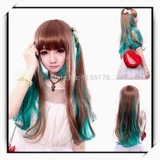 cute anime hairstyles on real people hairstyles ideas