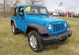 jeep wrangler 2 door sport 2011 jeep wrangler sport blue top 2 door martinsville