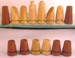 Interesting Chess Sets Modern And Modernist Special Show Welcome To The Chess Museum