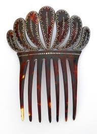 antique hair combs 1699 best antique and vintage hair combs images on