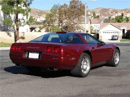 93 corvette zr1 1993 chevrolet corvette zr1 2 door coupe 161262